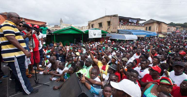Disunity In Central Region Affected NDC In 2016 – Mahama