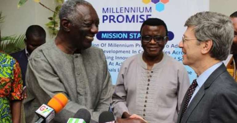 JAK Foundation-Millennium Promise Alliance partner to promote well-being