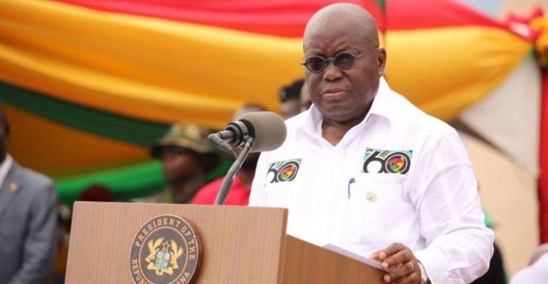President Nana Akufo- Addo