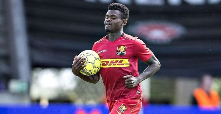 Everton Leading Chase For Ghanaian Youngster Godsway Donyoh