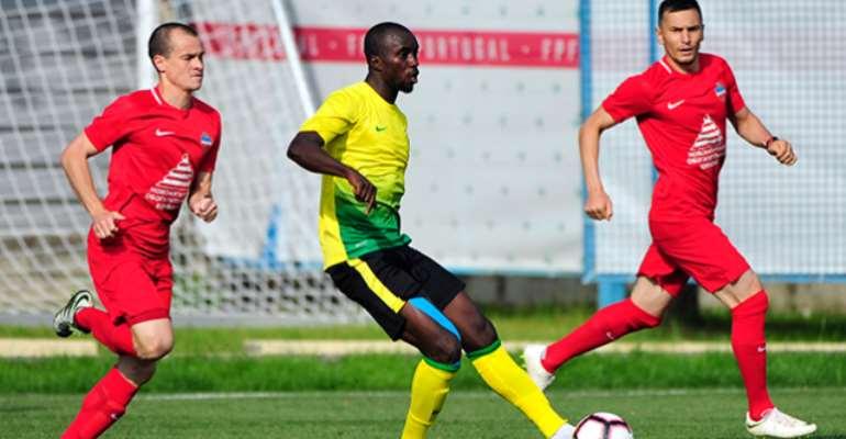 Rabiu Mohammed Suffers Injury In Anzhi Makhachkala's Win Over Yenisey In Russia