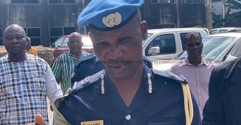 Alleged Coup Plot: Allegations Against Me Frivolous – ACP Agordzo