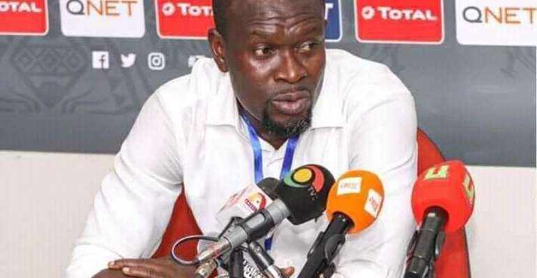 CK Akunnor Perturbed Over Asante Kotoko's Recent Poor Form