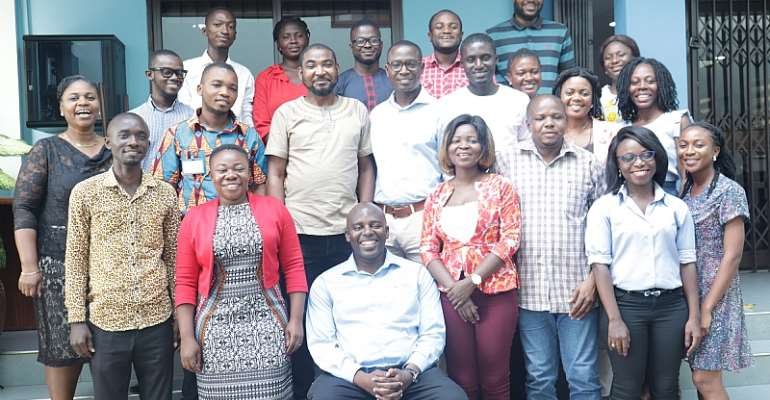 CDD Holds Capacity Building Workshop For Journalists Ahead Of 2020