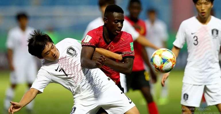 FIFA U-17 World Cup: Korea Republic Thwart Angola Attack To Reach Quarter-Final [HIGHLIGHTS]