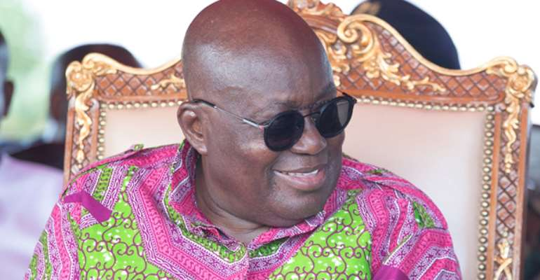 Yes, the Law Works in Akufo-Addo's Ghana, After All