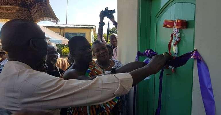 Gomoa Ojobi Hails Mr. Anthony Mathews