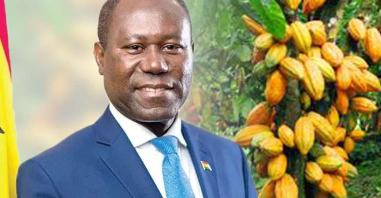 Ghanaians Should Patronize Ghana Cocoa Products--COCOBOD CEO