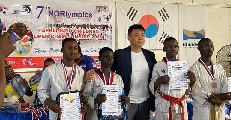 Norbert Amefu Elated With Performance Of Kids At 7th Norlympics