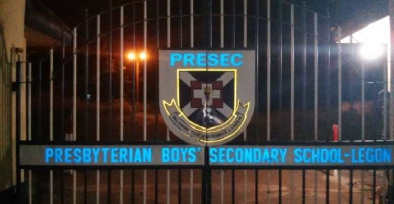 30 Students Of PRESEC Legon Quarantined Over Suspected Flu Outbreak