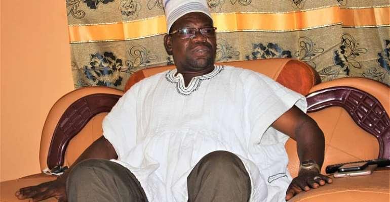I'm A Victim Of Hatred, Bias – Kologo Naba Debunk Rumours Of Removal