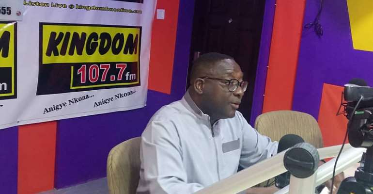 Akufo-Addo Government Committed To Fixing Poor Roads