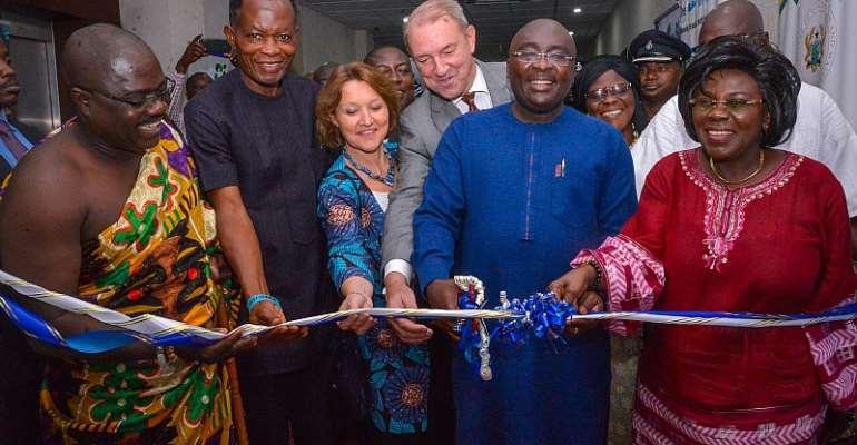National Sanitation Authority & Sanitation Fund Coming — Bawumia Assures