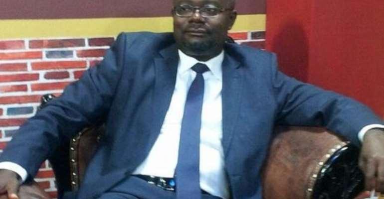 Leader of the Liberal Party of Ghana - Kofi Akpaloo