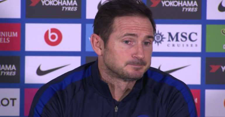 Lampard Bemoans Chelsea 'Sloppiness' After Manic Draw