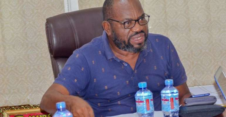 CONFIRMED: George Amoako Named Black Stars Management Committee Chairman