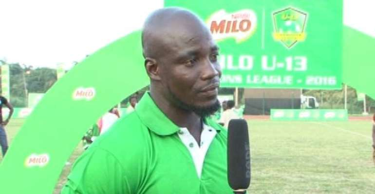 Stephen Appiah, Richard Kingston Kicked Out From Black Stars Technical Team