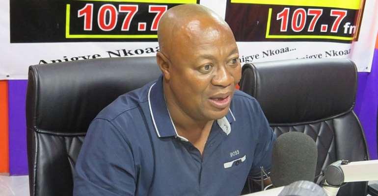 Akufo-Addo Has Improved Health Facilities Nationwide - Sam Pyne