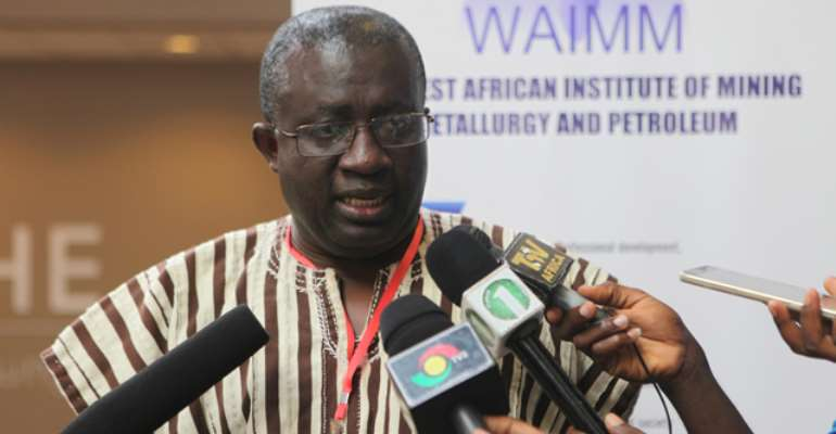 Dr Tony Aubynn Implores Ghanaians To Support CK Akunnor