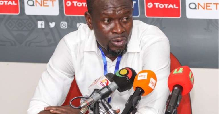 CK Akonnor Is Good, But Not Ready For Black Stars