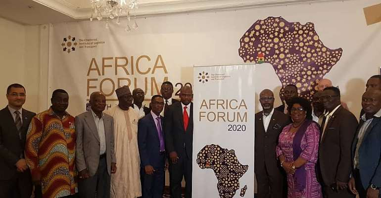 CILT Africa Forum 2020 And Logo Launched