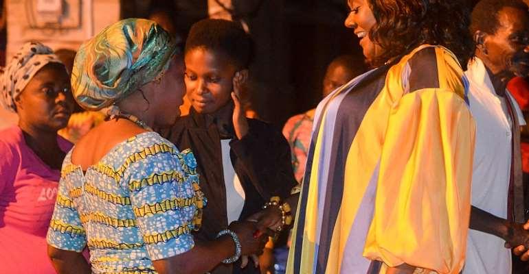 'You Deserve Four More Years' — Queenmother Applauds Prestea Huni-valley MP