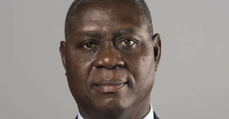 Anin Yeboah, New Chief Justice