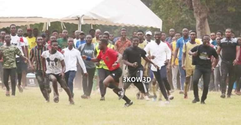 GUSA Beef Up Security After Attack On Referee