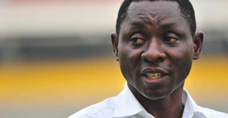 CK Akunnor Was Consulted Before David Duncan's Appointment - George Amoako