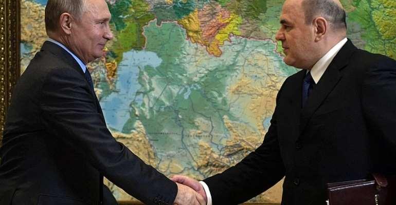 Meet Mikhail Mishustin, Russia's Prime Minister