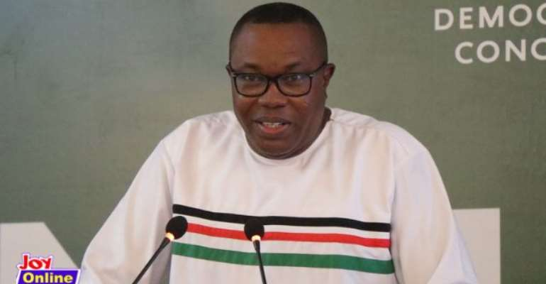 NDC Will Reverse Presidency Name To Flagstaff House Again — Ofosu Ampofo