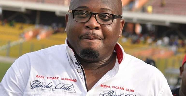 Randy Abbey Calls For Support For New Black Stars Coach CK Akunnor