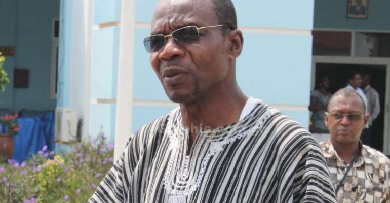 GJA Denounces Arrest Of News Editor David Tamakloe