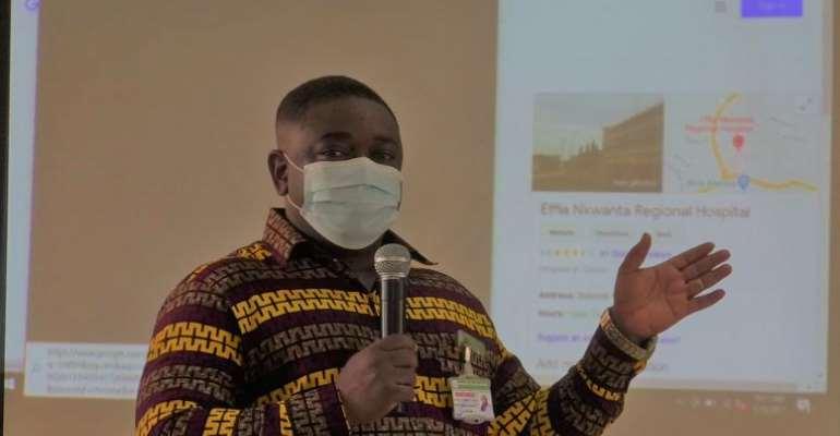W/R: Effia-Nkwanta Hospital records 30 COVID-19 cases in one week