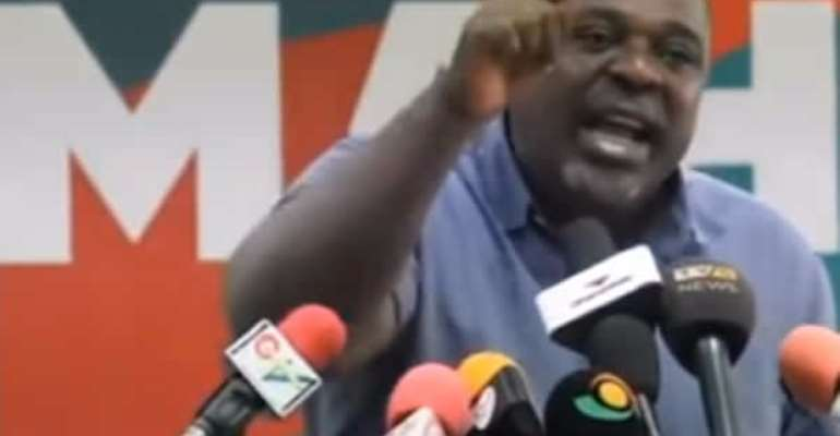 'Bring It On'....NDC Dares Bawumia Over Special Prosecutor Threat