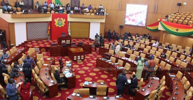 Duke's Parliamentary Diaries: A Pack Of Bills And Empty Chamber.....Week 5