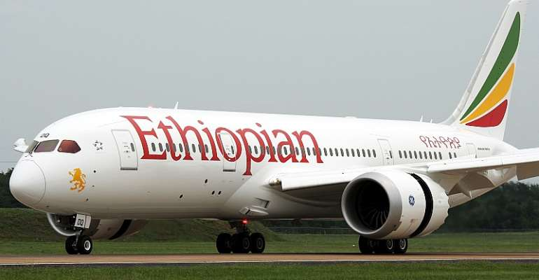 Ethiopian Airlines Flies To Madagascar
