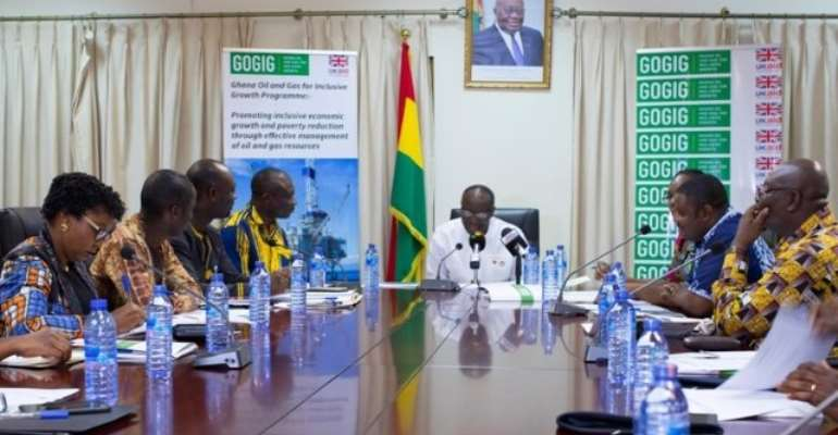 New Agency To Support Revenue Collection In Oil & Gas Sector
