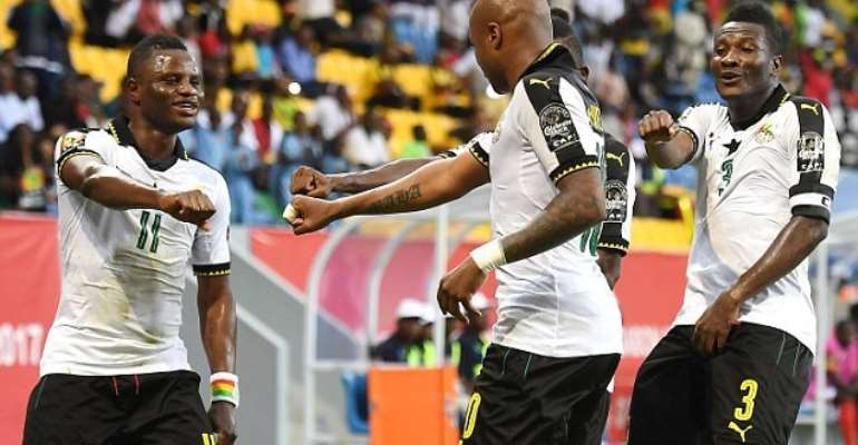 Five talking points from Ghana's 1-0 victory over Uganda