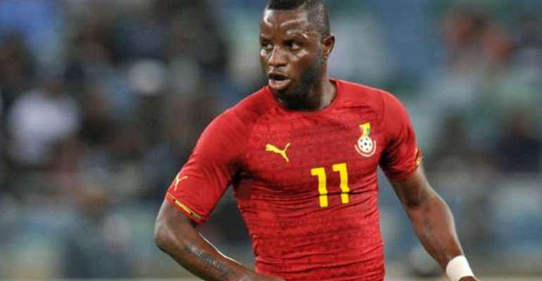 Kwesi Appiah Discloses Why Wakaso Is Back To The Black Stars