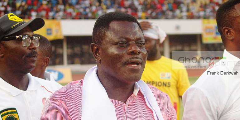 Dr Kwame Kyei's Administration Is Not Helping Kotoko - Supporter's Chief