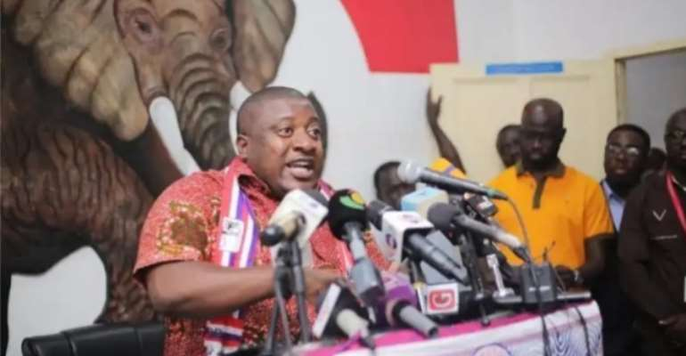 Stop The Jokes; Politics Is A Serious Business — Nana B Tells NDC