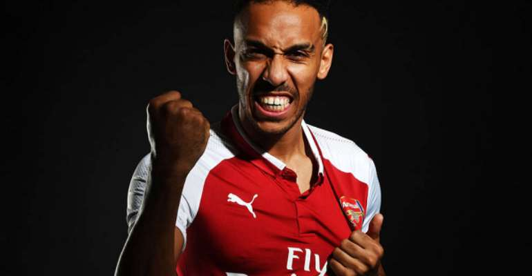 Aubameyang: Watch All 50 Goals Of The New Arsenal Captain