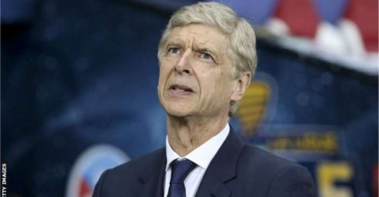 Wenger: 'I Haven't Talked With Bayern'