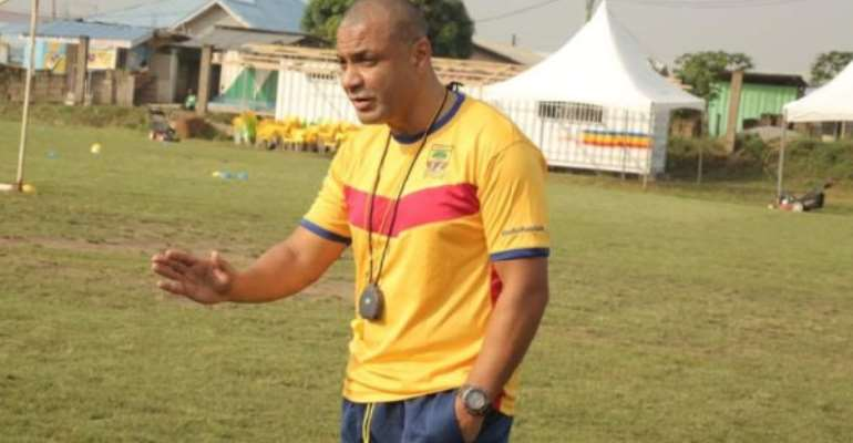 Kim Grant Is The Future For Ghana Football - CK Akunnor