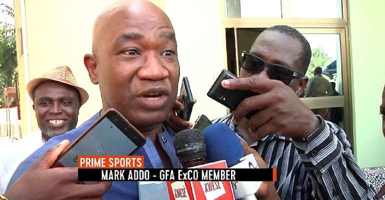 GFA Vice President Pledges To Work Hard To Bring Sponsors