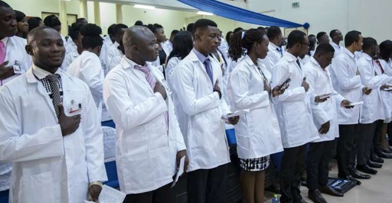 Ghana Has Never Had A Deaf Person As A Medical Doctor Or A Nurse Since Independence