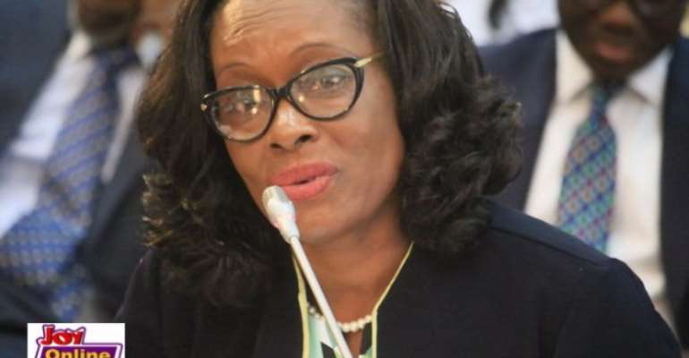 Gloria Akuffo is Attorney-General