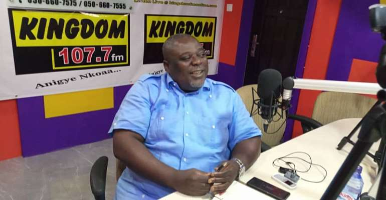 Focus On Important Issues In Ghana, Not Nepotism – Koku Anyidoho Blasts NDC