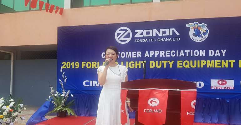Patronise Chinese Vehicles — Zonda Tec MD Appeals To Ghanaians